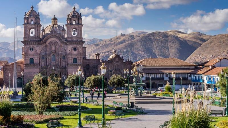 Spanisch Städtekombinationen